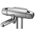 9000E Safety mixer for bath/shower 40 c/c