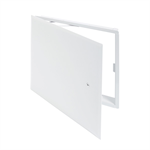 CTR - Aesthetic access door with hidden flange for all surface types