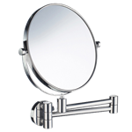 OUTLINE Swing arm Shaving/Make-up Mirror