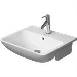 ME by Starck Semi-recessed washbasin 037855
