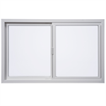 Tuscany® Series/ Montecito® Series Horizontal Sliding Windows