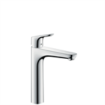 31608000 Focus Single lever basin mixer 190 with pop-up waste set