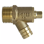 "1/2"" Drain Off Cock - Heavy (Type A) WRAS 31151"
