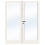 Interior Door Charisma D200 GW1 Double Unequal
