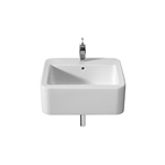ELEMENT Wall-hung or over countertop basin
