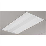 FluxGrid Recessed LED: 2x4