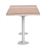Parco, rectangular table