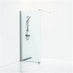 Forsa fixed shower screen 80