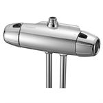 9000E Safety mixer for shower 40 c/c
