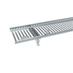 Walkway wire system for metal and membrane roofs