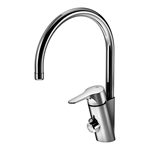 Kitchen faucet Nautic with high spout