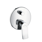 Metris Single lever bath mixer for concealed installation 31493003
