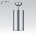 "8"" CYLINDER VERTICAL LAMP PENDANT DOWNLIGHT - CP8100"