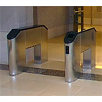 Optical Turnstile, Non-Barrier