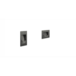 FIN XS Wall-recessed mounted