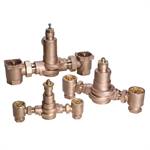 HydroGuard® XP Master Tempering Valves Series - LFMM430