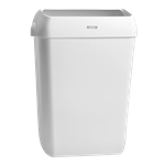 Katrin Bin With Lid 50L - White