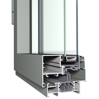 Reynaers Window aXent System 68
