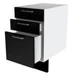 Bath 60-60 Base Cabinet with Drawers