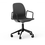 EFG Archie, Chair Metal swivel base