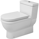 Starck 3 One-piece toilet 212401