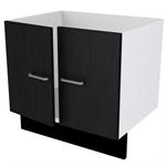 60-60 Cabinet w Sink and Waste