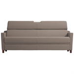 Wieland Allay® sleep sofa, soft top arm
