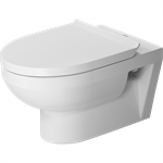 DuraStyle Toilet wall mounted Basic Duravit Rimless¨ 256209