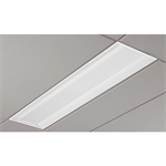 FluxGrid Recessed LED: 1x4