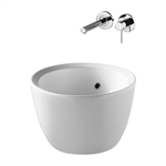 Cannobino 46cm Vessel Washbasin