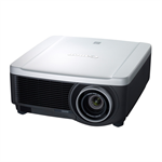 Canon REALiS SX6000 D Installation LCOS projector