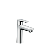 71712003 Talis E Single lever basin mixer 110 without waste set