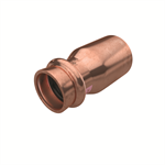 Press fittings for A/C and refrigeration, Reducer M/F, cu