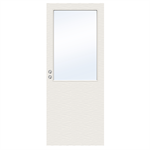 Interior Door Charisma D300 GW13 Single Sliding In Wall 122/148mm