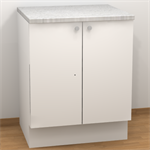 Base cabinet for sink 2026070 Aspekt