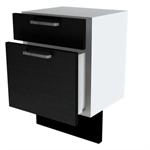 Bath 35-45 Base Cabinet with Drawers
