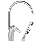 9000E II Kitchen Mixer with self-closing handshower