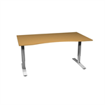 OBERON work table OB169A 1600mm