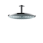27494000 Raindance S 300 Air 1jet overhead shower with ceiling connector 100 mm