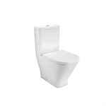 THE GAP RIMLESS Compact WC back-to-wall