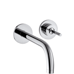 AXOR Uno Single lever basin mixer for concealed installation with spout 225 mm 38116000