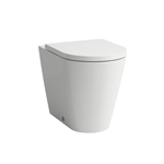KARTELL BY LAUFEN Floorstanding WC, washdown
