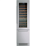 Vertigo Collection - 90 CM Integrated Bottom Mount Refrigerator