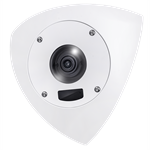 CD8371 Corner Dome Network Camera