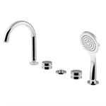 MyRing - 5-hole bath border set