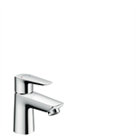 Hansgrohe Single lever basin mixer 80 LowFlow 3.5 l/min with pop-up waste set