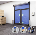 Albany HS9030GEM high speed emergency exit door