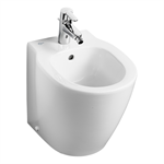 Concept Space Compact Back To Wall Bidet 1 Taphole