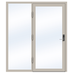 Steel Door SD4220 P50 Single-Left