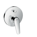Novus Single lever bath mixer for concealed installation 71045000